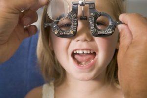 Hershey pediatric eye doctor
