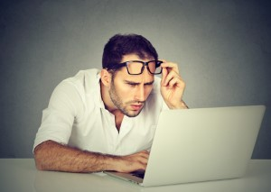 Is Your Computer Screen Stressing Out Your Eyes?