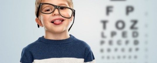 Is Your Child's Vision 20/20?